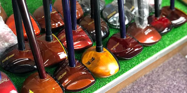 英田ゴルフ製作所 パークゴルフ